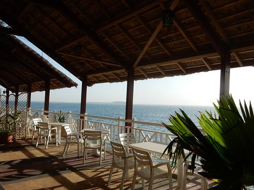 Restaurant, Hotel Jardin Savana, Dakar