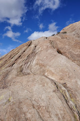 Vasquez Rocks (Danielle_M_Bedics) Tags: vasquezrocks nature climb clouds cloudy southerncalifornia socalhiking rocks sky trail hike hiking naturalarea