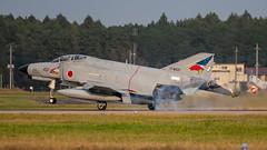 F-4EJ 17-8437 302 Squad 10-18-0495 (justl.karen) Tags: hyakuri japan 2018 jasdf f4ej 302squadron ibaraki phantom f4