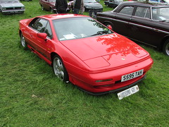 Lotus Esprit GT3 Turbo S595TAH (Andrew 2.8i) Tags: classic classics cars car show singleton park swansea 2015 type 85 type85 turbo british sports sportscar coupe gt gt3 esprit lotus