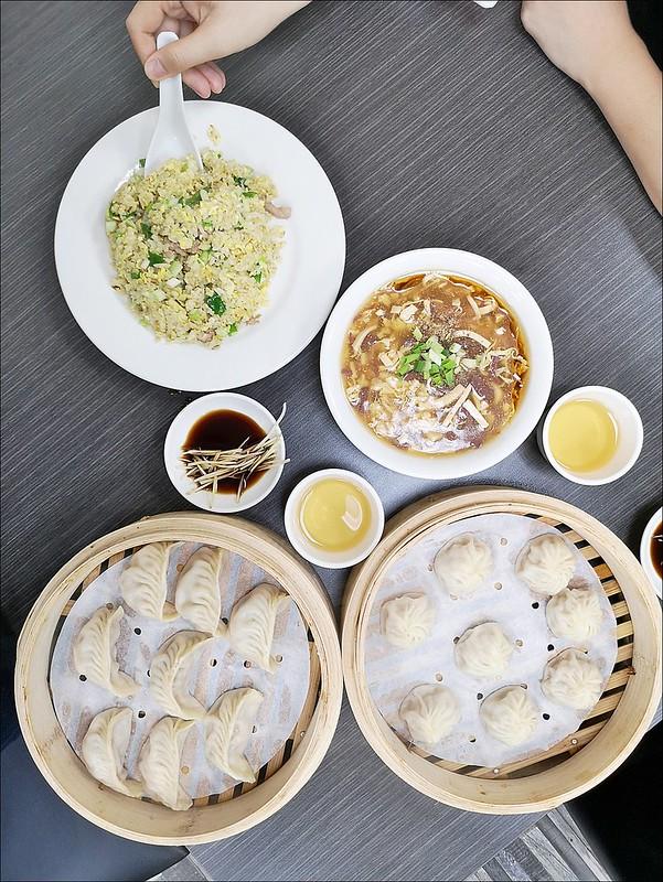 鼎十八上海湯包點心美食