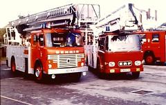 Clwyd HPs Dennis F125 HP SS262 PEY254S ERF/Jennings HP KDM860K Rhyl (petros.williams@btinternet.com) Tags: alastaircollinscollection pey254s kdm860k dennis erf simonsnorkel 85 ss263 dennisf125 jennings erf84rs rhylfire breezebros clwydfire