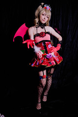 Shooting Love Live Little Devil - Eyaël - La Garde -2018-10-18- P1322621 (styeb) Tags: shoot shooting lagarde 2018 octobre 18 lovelive littledevil xml retouche modeleyael
