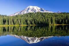 Reflection Lakes (maritimeorca) Tags: cascaderange lake mountrainier mountrainiernationalpark mountain reflectionlakes tahoma washington packwood unitedstates us