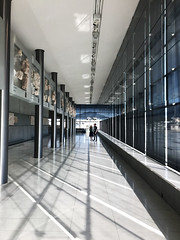 (swantjebehrens) Tags: akropolis museum exhibition antiquity light shadow athens greece