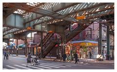Broadway & Marcy (LukeDaDuke) Tags: brooklyn broadway marcy nyc ny newyork newyorkcity street streetphotography streetlife urban urbanphotography urbanlife city cityphotography citylife subway shop