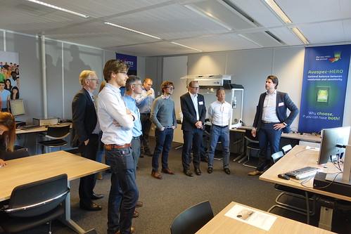 EPIC Meeting on Environmental Monitoring at Avantes (Company Tour) (6)