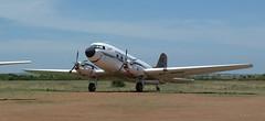5Y-WOW Douglas DC-3-6STP Mara Serena Airport (kitmasterbloke) Tags: kenya aircraft aviation turboprop plane transport africa