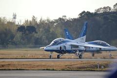 UP3A9893 (ken1_japan) Tags: 航空自衛隊浜松基地 t4 t400 t7 f4 f2 e767 f15j uh60j u125a t4多数機 航過飛行 機動飛行 ブルーインパルス e2c c2 ah1s