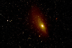andromeda galaxy (mal265) Tags: andromeda galaxy night sky dark deep ngc