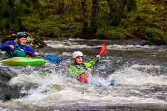 IMG_3081 (Marklucylockett) Tags: 2018 canon7d dartmoor dartmoornationalpark december devon kayak kayakers kayaking marklucylockett rapids river riverdart uk