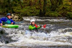 IMG_3080 (Marklucylockett) Tags: 2018 canon7d dartmoor dartmoornationalpark december devon kayak kayakers kayaking marklucylockett rapids river riverdart uk