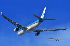 PH-AKA KLM Airbus A330-303 DSC_1456 (Ron Kube Photography) Tags: aircraft plane flight airliner nikon nikond500 d500 ronkubephotography yyc calgary calgaryinternationalairport phaka