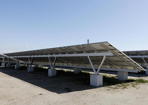 ソーラーパネルエコ架台 -FIT SOLAR-の写真