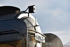 60163 Tornado - Smokebox Door (simmonsphotography) Tags: railway railroad nenevalley heritage preservation locomotive engine train steam uksteam 60163 tornado peppercorn a1 lner pacific newbuild smokebox wansford
