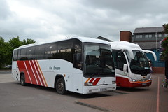 Bus Éireann MH32 99-D-58119 & SP77 06-D-56525 (Will Swain) Tags: derry londonderry 12th june 2018 bus buses transport travel uk britain vehicle vehicles county country ireland irish city centre north northern éireann mh32 99d58119 1999 coach coaches sp77 06d56525