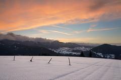 Rhodope mountains (Ivaylo Madzharov) Tags: rhodope mountain bulgaria nature landscape snow winter sunset