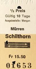 "Bahnfahrausweis Schweiz • <a style=""font-size:0.8em;"" href=""http://www.flickr.com/photos/79906204@N00/32259389318/"" target=""_blank"">View on Flickr</a>"