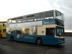 Stagecoach - 18020 - SF53BYU - StagecoachUK20051279 (Rapidsnap) Tags: stagecoachwestscotland a1service trident adl transbus dennis alexander alx400