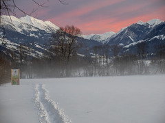 P1160235 (turbok) Tags: berge ennstal föhn landschaft sonnenuntergang stimmungen winter wolken