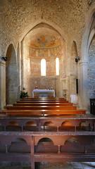 ESGLESIA DE FONTCLARA (Joan Biarnés) Tags: fontclara baixempordà girona catalunya fontanilles esglesia iglesia 290 panasonicfz1000