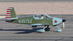 Van's RV-7A N357SZ (ChrisK48) Tags: 2008 n357sz vansrv7a kdvt aircraft airplane phoenixaz dvt phoenixdeervalleyairport