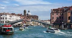Ponte degli Scalzi (Txulalai) Tags: venezia venecia venice italia grancanal agua puente arquitectura travel sony sonyilce6000 sonya6000 sonyalpha6000