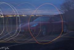 MYates_Photography (MYates_Photography) Tags: myatesphotography nikon d5300 35mm f18 porsche cayman s 9872 ruby red metallic badge wheel bokeh long exposure