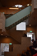 DSC_0252 (Ainsley Moffat) Tags: school brutalism staircase stairs