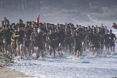 Marine Detachment log run (Presidio of Monterey: DLIFLC & USAG) Tags: presidioofmonterey defenselanguageinstitute marinecorps marinedetachment marinecorpsbirthday monterey montereypeninsula delmontebeach veteransday marinept marines marinesmonterey logrun