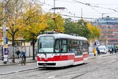 BRN_1584_201811 (Tram Photos) Tags: pragoimex variolfre brno brünn strasenbahn tram tramway tramvaj tramwaj mhd šalina dopravnípodnikměstabrna dpmb