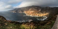 Slieve League Sunset - Donegal, Ireland - Seascape photography