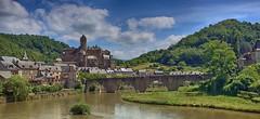 Estaing (pe_ha45) Tags: estaing lot france aveyron bridge château castle schloss