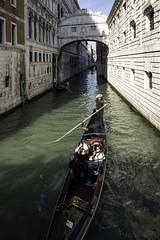 Bridge of Sighs, Venice (Terrycym) Tags: italy venice pontedeisospiri venezia italia gondola veneto bridgeofsighs leicam240 21mmsuperelmarmf34asph sanmarco flickrclickx prigioninuove antoniocontino europe canal water outdoors