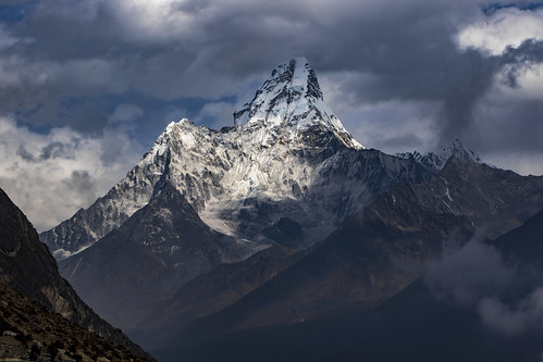 Khumjung view - Népal