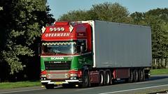 NL - Overmeen Scania R13 520 TL (BonsaiTruck) Tags: overmeen scania lkw lastwagen lastzug truck lorry camion caminhoes