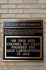 First Headquarters of Eli Lilly Company (Bracus Triticum) Tags: first headquarters eli lilly company indianapolis インディアナポリス indiana インディアナ州 unitedstates usa アメリカ合衆国 アメリカ 8月 八月 葉月 hachigatsu hazuki leafmonth 2018 平成30年 summer august