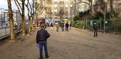Paris Square des Batignolles (colinchurcher2003) Tags: batignolles petanque