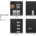 ライフスタイル提案型規格住宅の写真