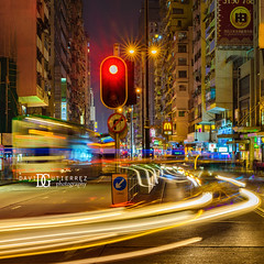 Speed - Hong Kong (davidgutierrez.co.uk) Tags: hongkong london photography davidgutierrezphotography city art architecture nikond810 nikon urban travel color night blue photographer tokyo paris bilbao people neon uk hong kong londonphotographer skyscraper 香港 홍콩 гонконг colors colours colour beautiful cityscape davidgutierrez capital structure d810 street arts bluesky vivid vibrant design culture landmark icon iconic worldicon asia modern contemporary metropolitan metropolis tamronsp2470mmf28divcusdg2 2470mm tamron streetphotography tamronsp2470mmf28divcusd tamron2470mm pedestrian signs neonsigns shops shopping kowloon car van bus road neonlights traffic lighttrails streaminglights mcdonalds