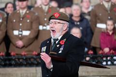 AtteeeeeeenSHUN! (Mister Oy) Tags: 100years armedforces armistace lestweforget remembrance sunday veterans wigan