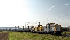 061_2018_09_28_Retzbach-Zellingen_1293_508_mit_1293_507_3363_664_SGL_und_Flachwagen ➡️ Gemünden (ruhrpott.sprinter) Tags: ruhrpott sprinter deutschland germany allmangne nrw ruhrgebiet gelsenkirchen lokomotive locomotives eisenbahn railroad rail zug train reisezug passenger güter cargo freight fret retzbachzellingen bayern unterfranken mainspessart brll byb db dbcsc dispo egp eloc hctor lm loc meg mt nesa öbb pkpc rhc rpool rtb sbbcargo slg setg xrail 0425 1016 1116 1211 1293 3364 5370 6139 6143 6145 6152 6155 6182 6185 6186 6187 6193 8170 logo natur outddor graffiti