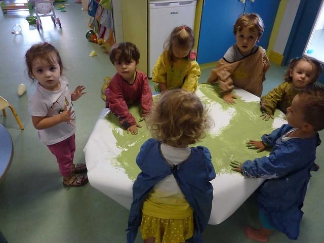Photo 4 - Activités au multi-accueil