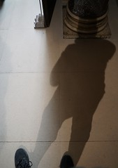 Feet and shadow (Mr Clive) Tags: