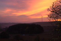 Beautiful Morning (rudy19691) Tags: germany hunsrück herbst herfst duitsland d7100 morning hattgenstein adlerhorst aussight uitzicht panorama sky landschap landscape nikon tamron traumschleife kleuren colours