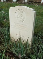 Private K. R. Cowan (Living in Dorset) Tags: aldershotmilitarycemetery aldershot hampshire england uk gb grave headstone servicegrave 1985 krcowan womensroyalarmycorps wo470987