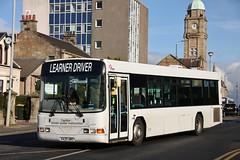First Glasgow X426 UMS (61676) | Hamilton Road, Motherwell (Strathclyder) Tags: first glasgow firstglasgow scania l94ub wright axcess floline x425ums x425 ums 61676 hamilton road mothwell north lanarkshire scotland trainingbus blantyre ss125