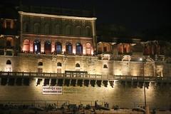 Manmandir Ghat (Iam Marjon Bleeker) Tags: india varanasi benares ganges holyriver holyplace rituals sevanidh manmandirghat touristattractions dag15md0c9829g