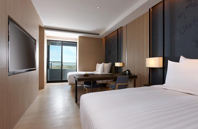 ムー礁溪別館 ホテル