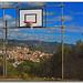 El bàsquet, Sant Feliu de Codines i els Cingles de Bertí (el Vallès Oriental)